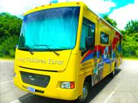 Photo of the CSSD Outreach Van